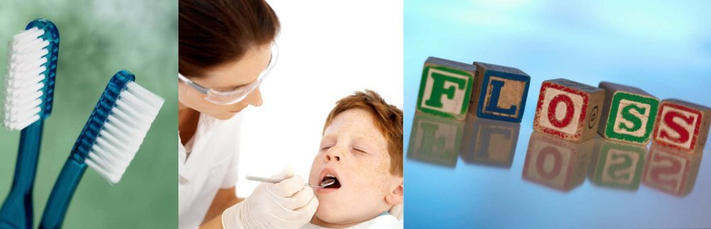 Start your kids on lifetime of healthy teeth & gums!