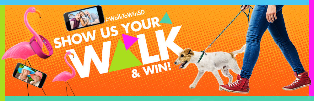 Walk To Win SD!