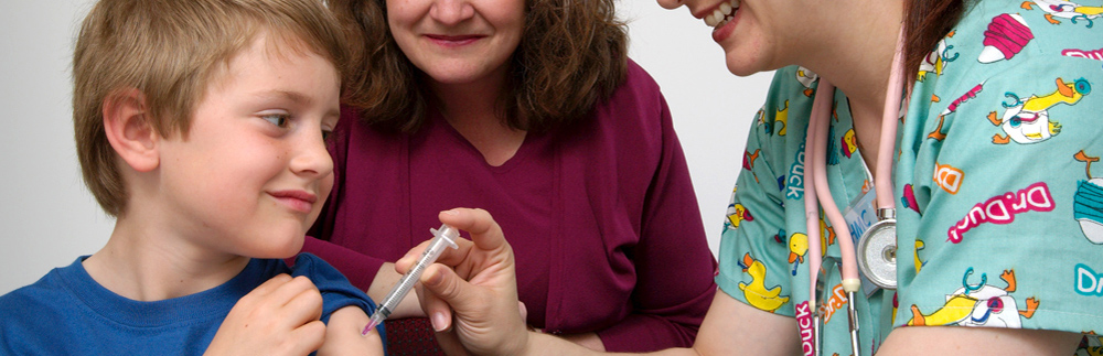 Flu season is here - are you vaccinated?