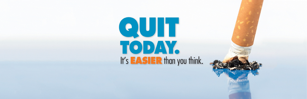 Great American Smokeout Nov. 19 - ready to quit?