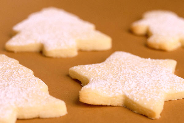 Recipe for whole wheat sugar cookies